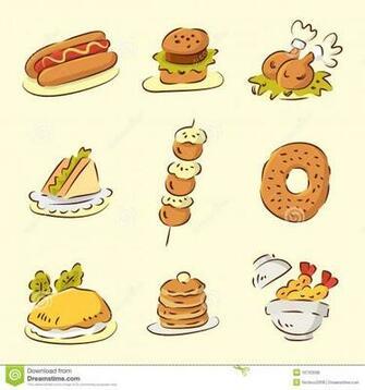 Cartoon Food Pictures   Desktop Backgrounds