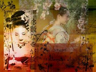 Computer wallpaper for non nude wallpaper Memoirs of a Geisha