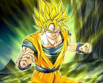 Super Saiyan Goku Wallpaper   ForWallpapercom