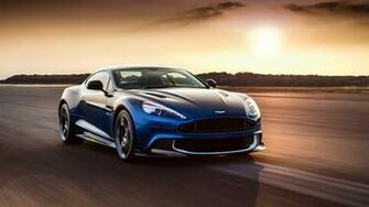 2017 Aston Martin Vanquish S Wallpapers HD Images   WSupercars