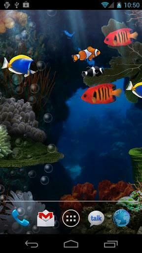 aquarium free live wallpaper 49 0 s 307x512