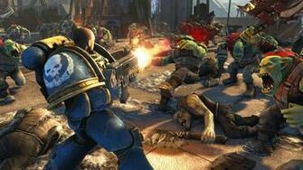 Warhammer 40k Space Marine Review pseudo macro