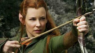 The Hobbit   Evangeline Lilly on Tauriel in Battle of Five Armies