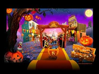 Desktop Wallpaper Disney Halloween Wallpaper