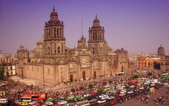 Mexico City Wallpapers PC 9462I4X WallpapersExpertcom