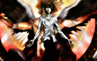Light Yagami   Death Note Wallpaper 5246