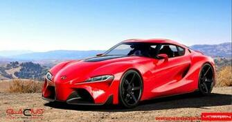 New Toyota Ft 1 Hd Wallpaper Desktop Desktop Wallpapers Gallery