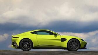 2018 Aston Martin Vantage Motor1com Photos