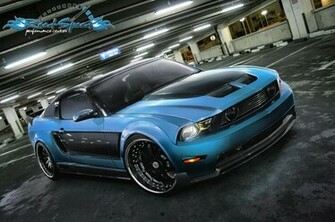 2009 Ford Mustang GT Wallpaper