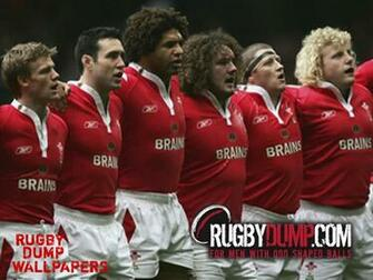 Welsh Rugby Team Anthem Wallpaper