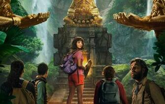 Download wallpapers Dora and the Lost City of Gold 2019 4k