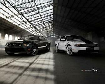 Ford Mustang 2010 ScreenSaver   ScreensaverBasecom