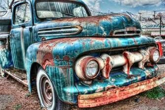 1951 Ford F100 pickup retro f 1 hot rod rods retro r wallpaper