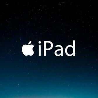 iPad Wallpapers Apple logo text   Apple iPad iPad 2 iPad mini