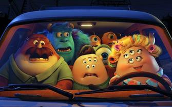 Monsters University Animation Movie Wallpaper HD Desktop Wallpapers