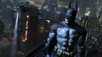 Batman Arkham City HD Wallpapers   HQ Wallpapers   HQ Wallpapers