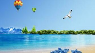 Download Summer Backgrounds Wallpaper pictures in high definition or
