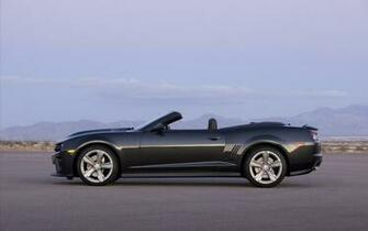 2013 Chevrolet Camaro ZL1 Convertible wallpaper 13087