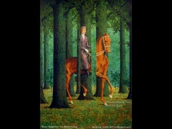 Rene Magritte Wallpaper Poster Art Prints