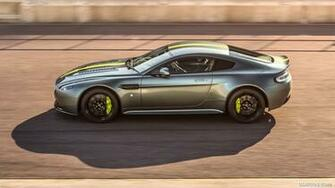 2018 Aston Martin Vantage AMR V12 HD Wallpaper 14