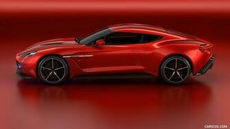 2016 Aston Martin Vanquish Zagato Concept   Side HD Wallpaper 5