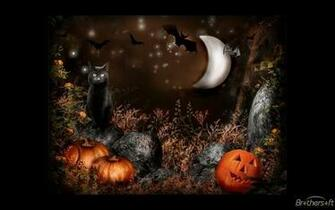 Halloween Screensavers With Sound Best Hd Wallpapers