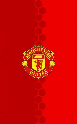 Manchester United 20162017 Home Red Android Wallpaper Red Devil