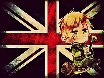 England Wallpaper by OhItzMimzy