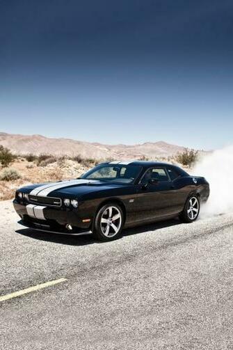 Dodge Challenger SRT8 392 car on iPhone HD Wallpapers Dodge Challenger
