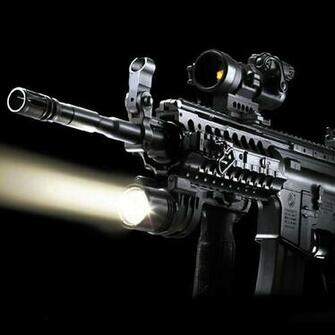 Cool Gun Wallpapers HD