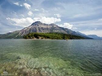 Waterton National Park national geographic wallpaper