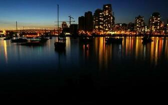 Download Vancouver Canada 1920x1200 Wallpaper