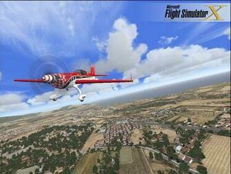My Wallpapers   Games Wallpaper Flight Simulator X