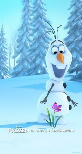 Olaf   Frozen Photo 35777291