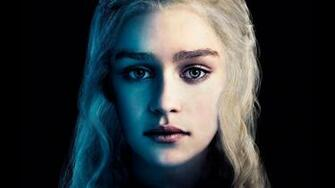 DAENERYS TARGARYEN Emilia Clarke Hottest Game of Thrones