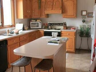 images above is other parts of Kitchen Design with Oak Cabinets