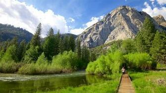 Sequoia and Kings Canyon National Parks pictures View photos and