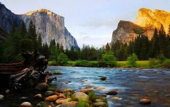 Yosemite National Park Wallpapers HD