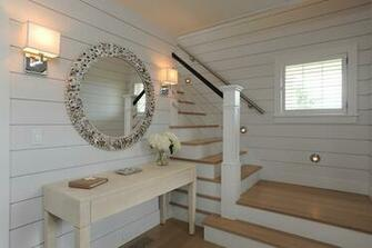 Step Lights Cottage entrancefoyer Donna Elle Interior Design