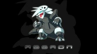 Aggron Wallpaper by gavinnation75