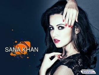 Sana Khan high resolution image 121721 Glamsham