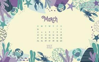 SALT 2019 March Calendar FREE Wallpaper   Salt Design