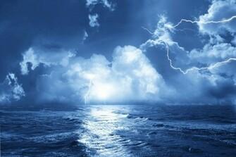 Ocean Storm Desktop Backgrounds HD wallpaper background