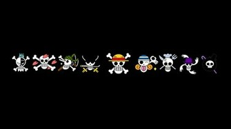 One Piece Pirates Logo Wallpapers HD