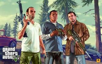 Cool GTA 5 Five Wallpaper Picture 9415 Wallpaper High Resolution