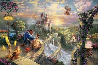 Thomas Kinkade Disney Wallpaper Download