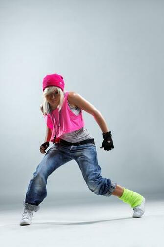 Medium Hairstyles 2011 Hip Hop Dance Wallpapers