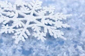 Winter Winter snow flakes