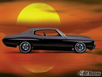 1972 Chevy Chevelle Computer Wallpapers Desktop Backgrounds