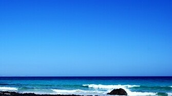 Blue Ocean Background wallpaper   1143099
